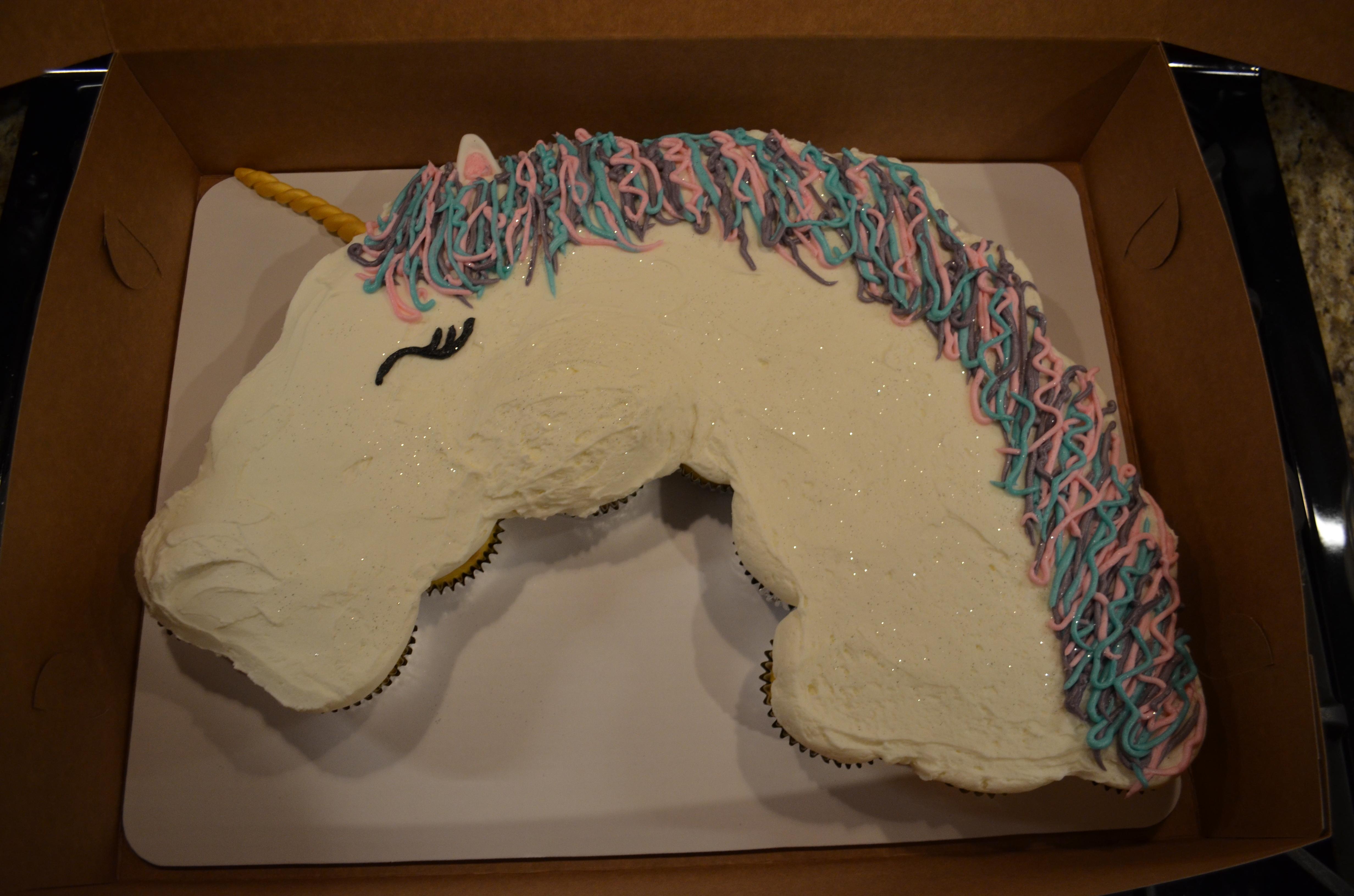 Unicorn CC Cake