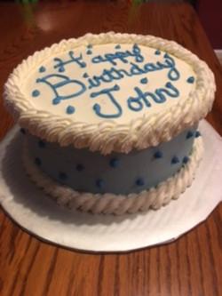 John - Blue