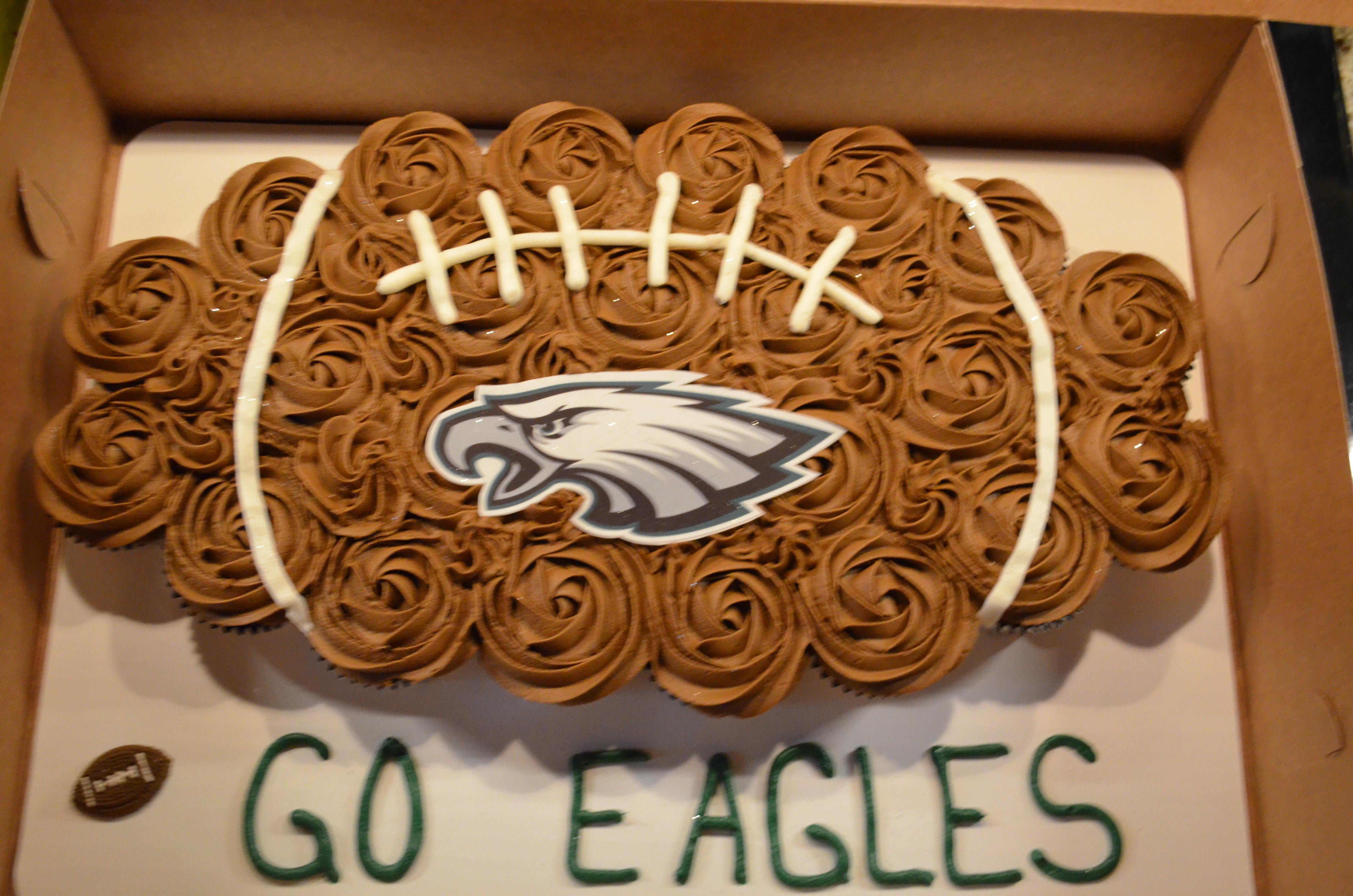 Football CC Cake
