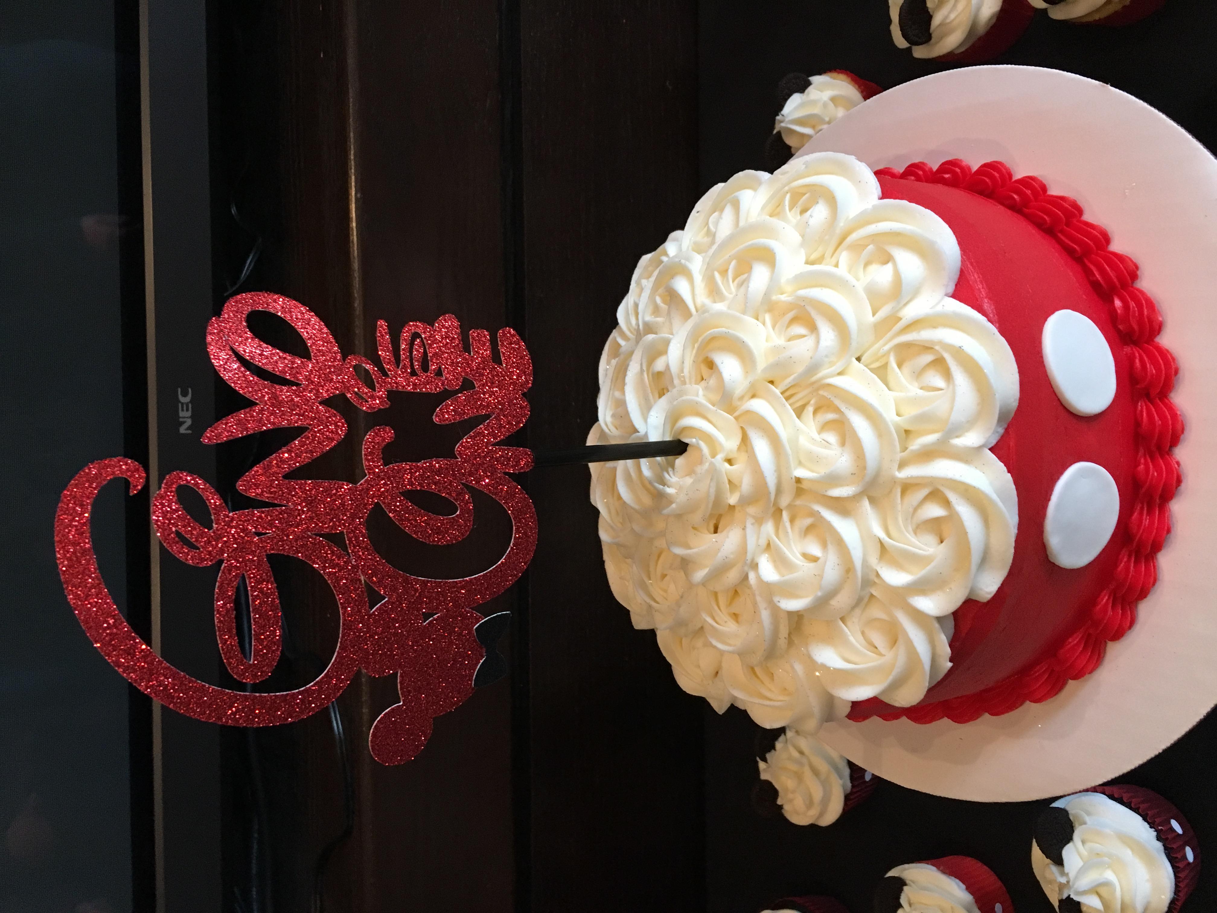 Mickey Cake 2