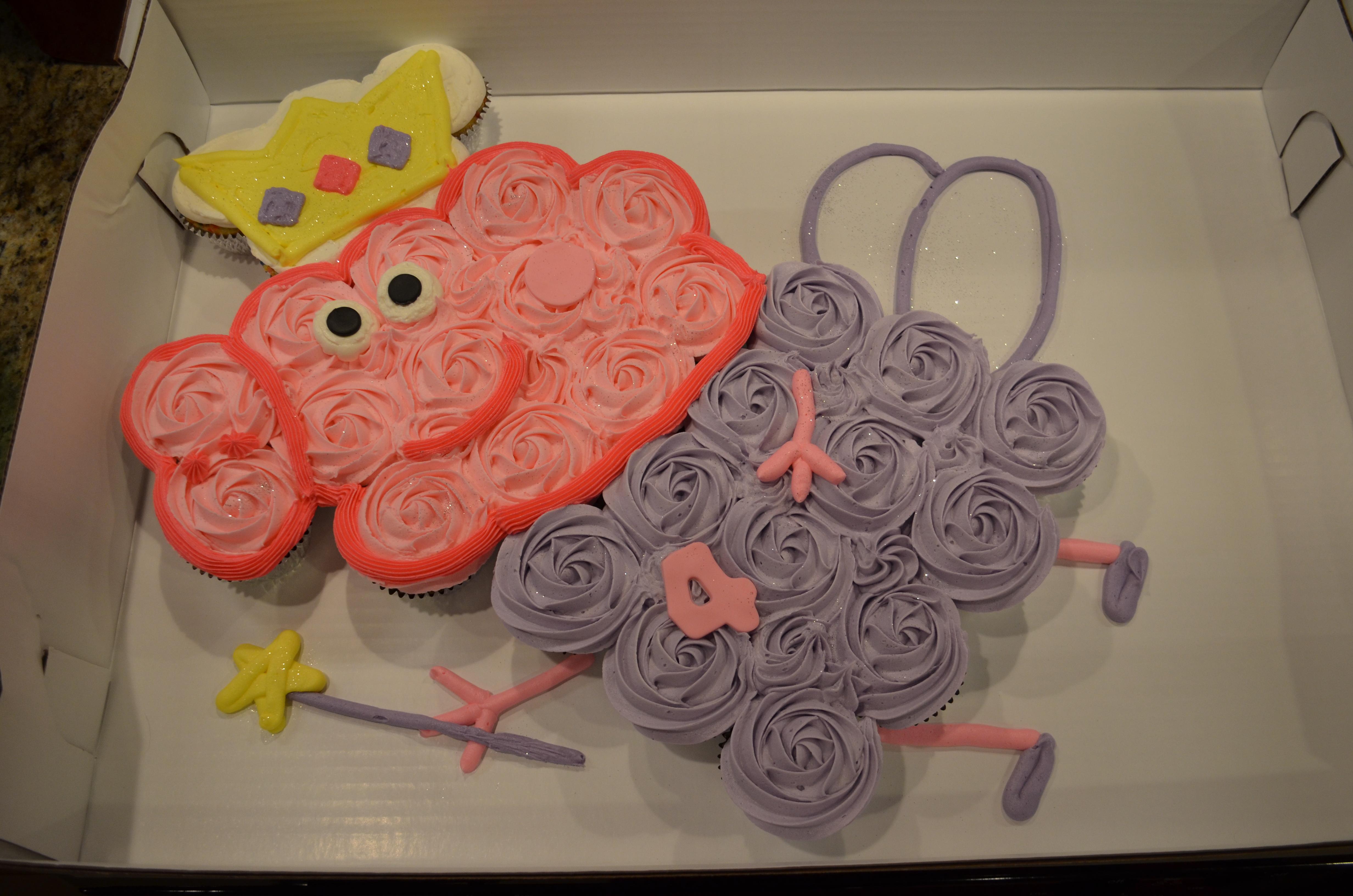 Princess Peppa Pig CC Cake