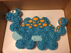 Dinosaur (Blue)