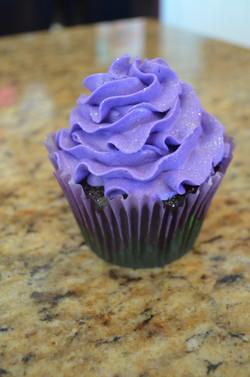 Lilac Muffin