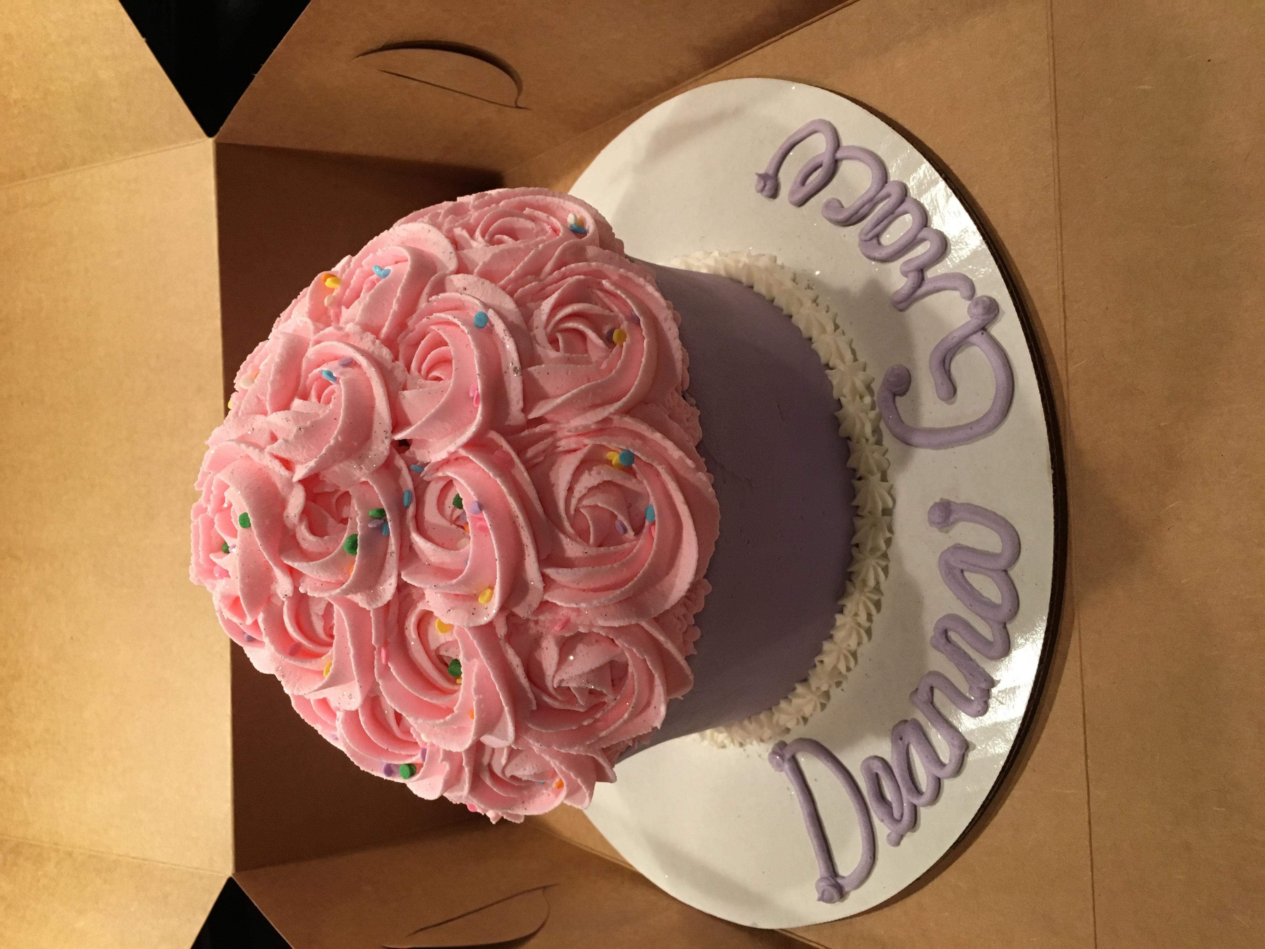 Cupcake Mold Cake