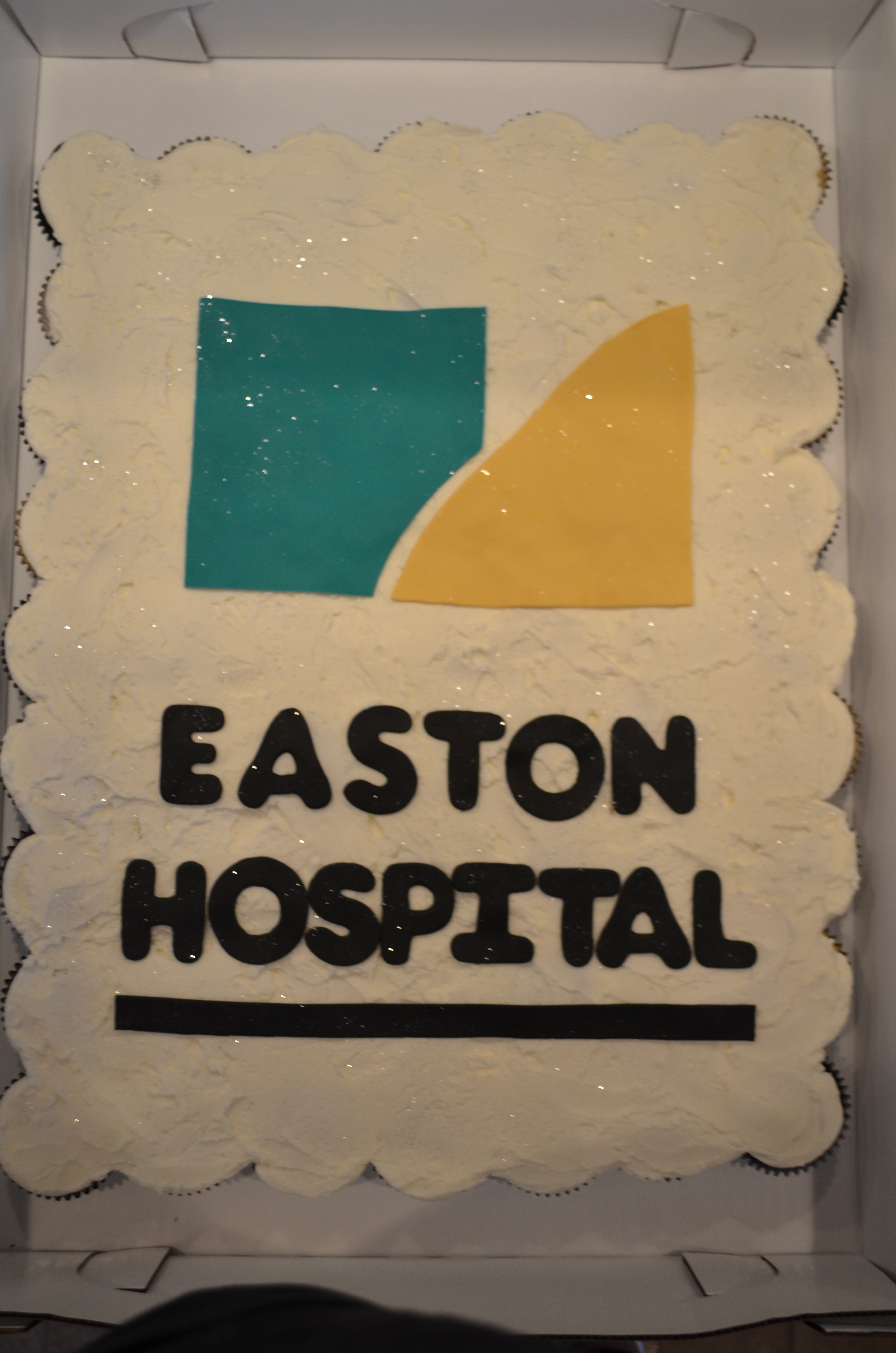 Easton Hosp CC Cake