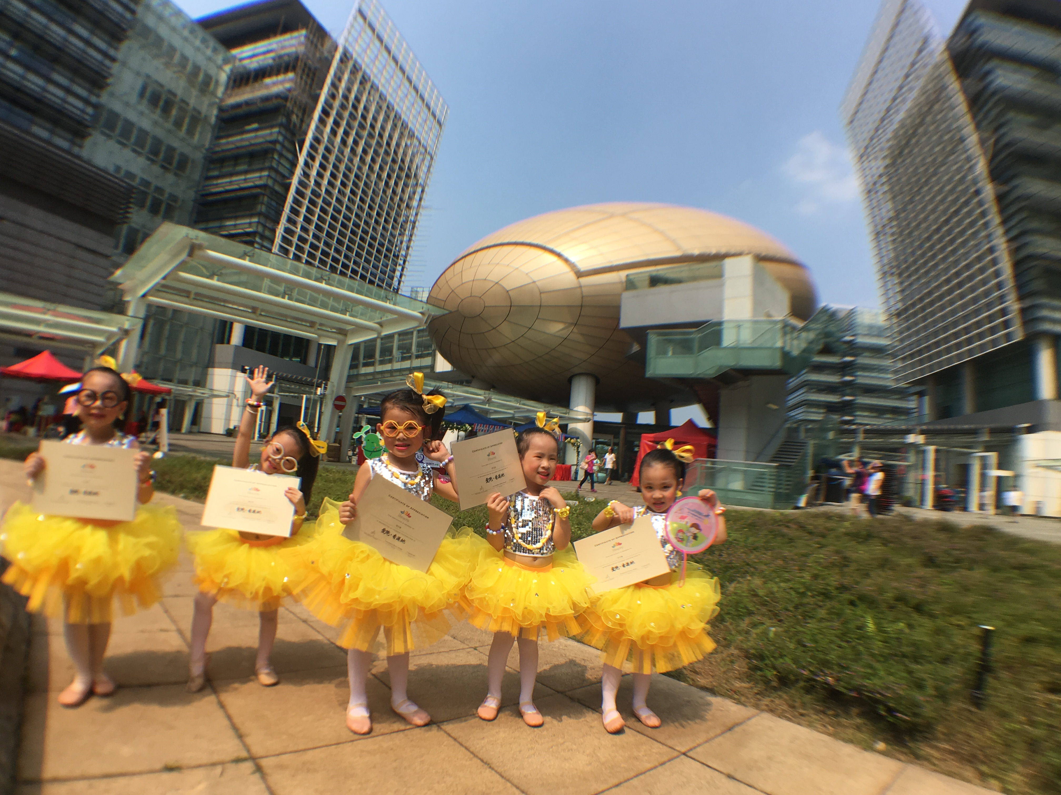 愛跑●香港地