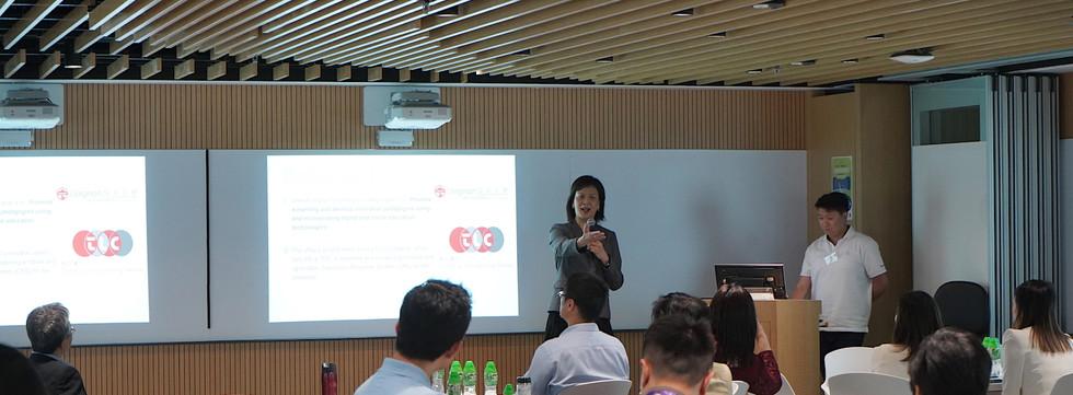 Sharing by Prof. Eugenia NG, Lingnan University