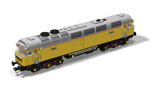 PDF-Anleitung Class 57 Network Rail