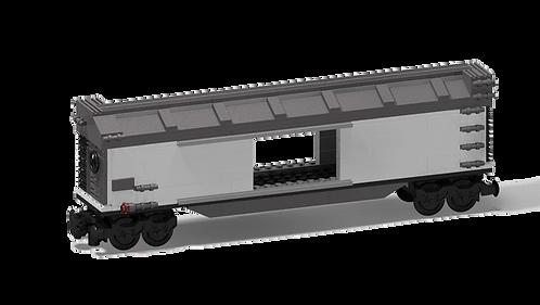 PDF-Anleitung Boxcar 57' (weiß)