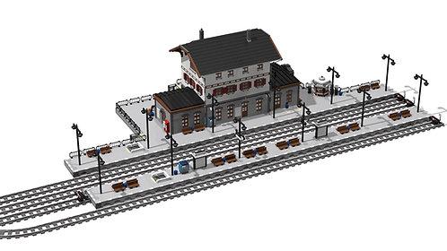 PDF-Anleitung Bahnhof Steinheim
