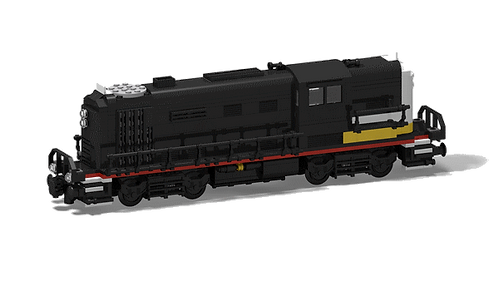 PDF-Anleitung ALCO RS 11 Southern Pacific
