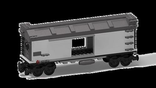 PDF-Anleitung Boxcar 50' (weiß)