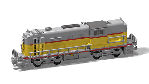 PDF-Anleitung ALCO RS 11 Union Pacific