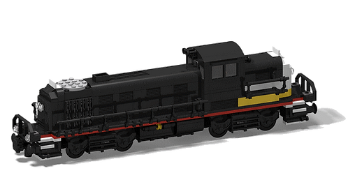 PDF-Anleitung ALCO RS 3 Southern Pacific