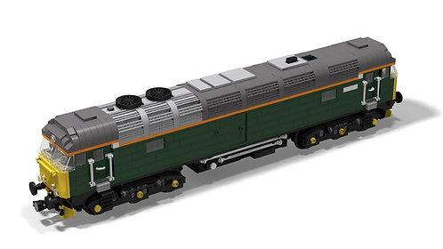 PDF-Anleitung Class 57 GWR