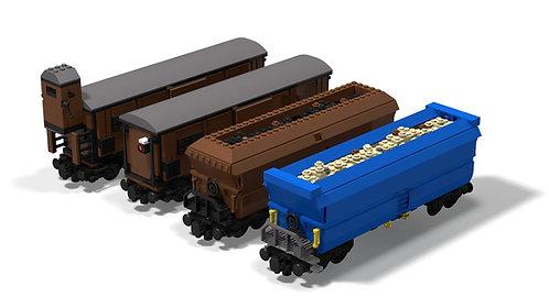 Güterwagenset (1)