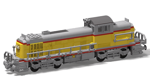 PDF-Anleitung ALCO RS 3 Union Pacific