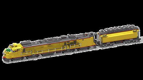 PDF-Anleitung GE Veranda Turbine Union Pacific