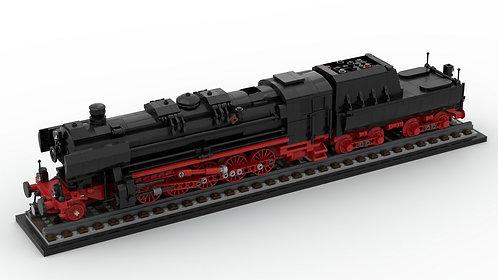 PDF-Anleitung Dampflokomotive DR BR 52