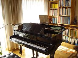 Hans Breinbauer | Tastenklaenge | Klavierunterricht online | Hauskonzert