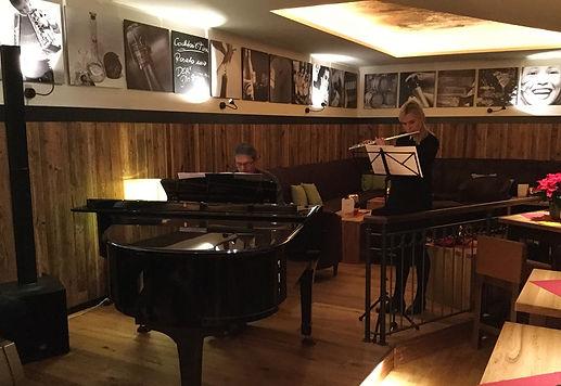 Hans Breinbauer   Hauskonzert   Jazz Lunch   Petting