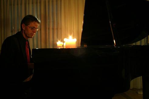 Hans Breinbauer   Tastenklange   Candle Light Dinner   Pianounterhaltung  