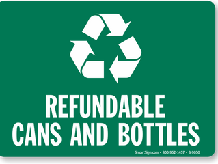 Recycle Cans & Bottles