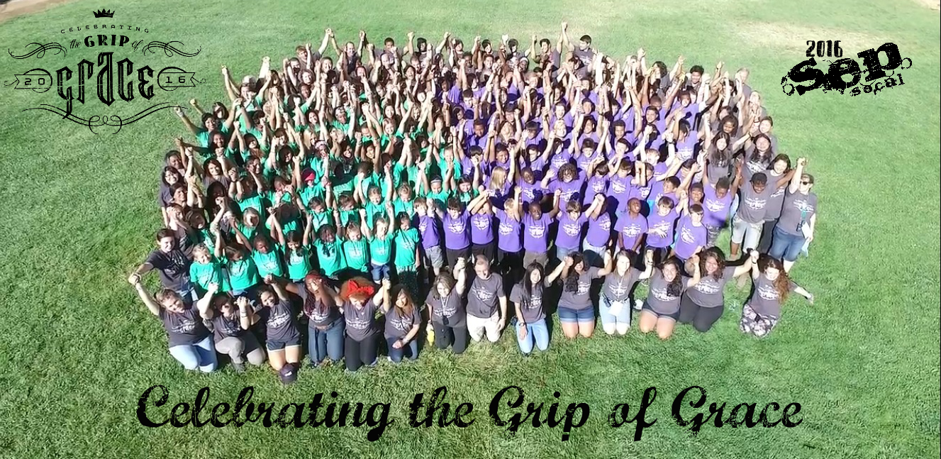 2016 Grip of Grace - ALL Camp Photo