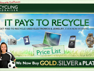 Recycle Ink Jet Cartridges, Cell Phones & Electronics