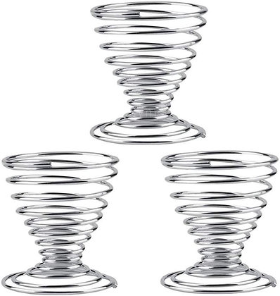 """2""""x2"""" Stainless Steel Wire Spring Stands"""