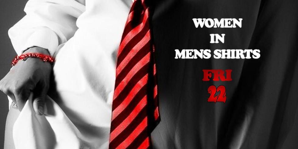 Women in Mens Shirts