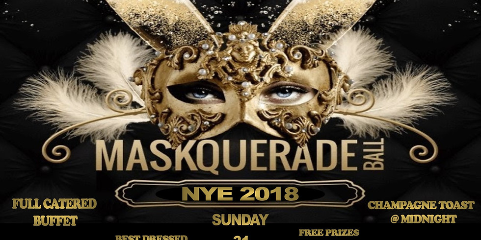 MINGLERS CLUB PRESENTS  New Year's Eve 2018 Special Event