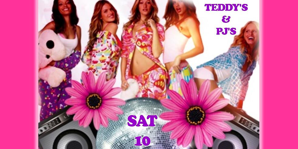TEDDYS & PJ PARTY