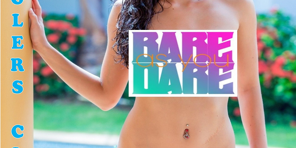 AS BARE AS YOU DARE