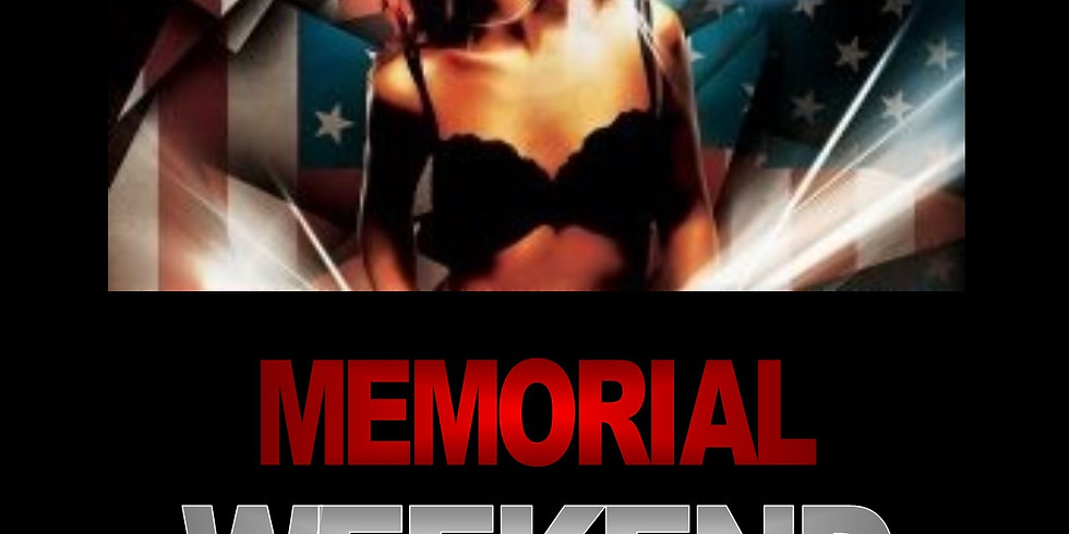 A MEMORIAL WEEKEND BLAST  RED, WHITE & YOU