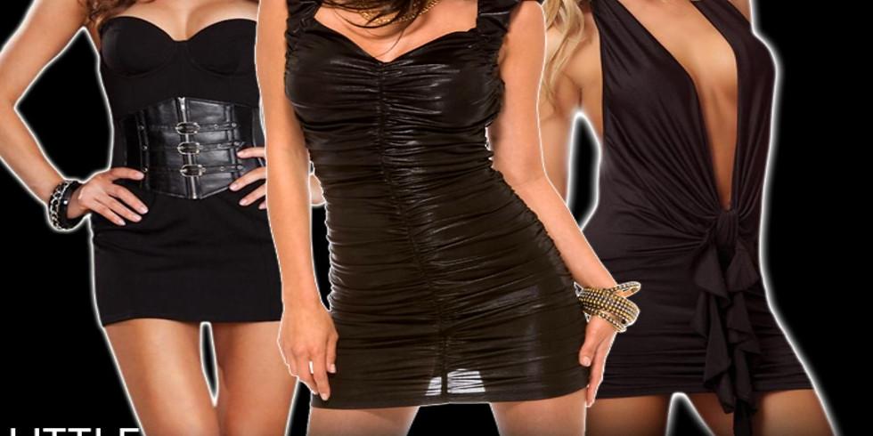 SEXY LITTLE BLACK DRESS !!!