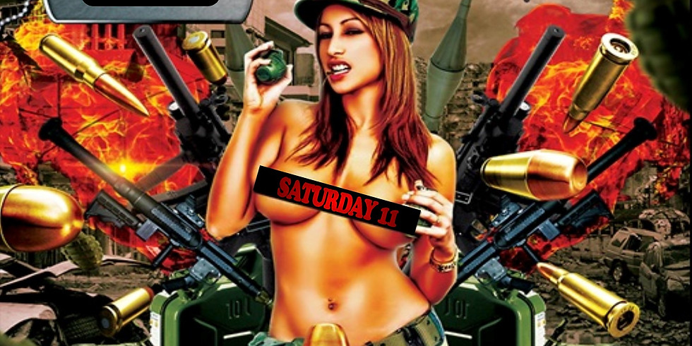 G.I. JOES AND MILITARY HOES