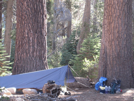 New reservation policy for SEKI backpacking permits