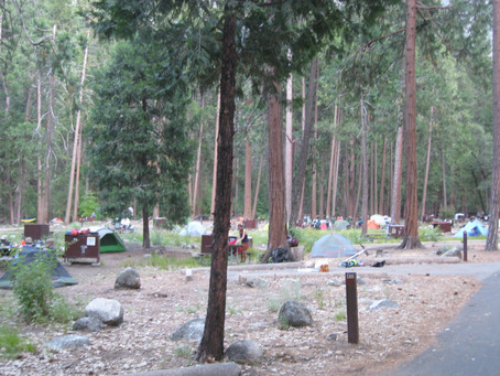What's the Deal with the Backpacker's Campground?