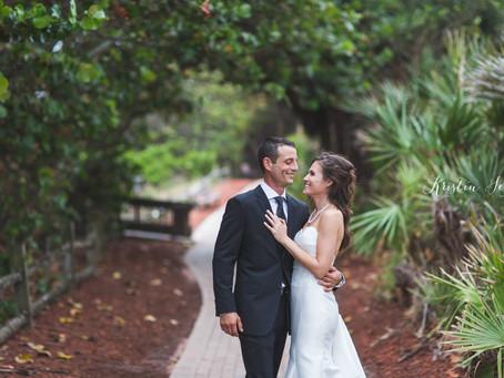 Hillary + Kyle | Intimate Beach Wedding in South Florida