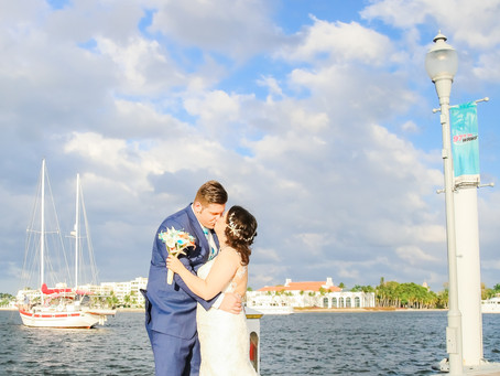 Kristin + Evan | Lake Pavilion, South Florida Wedding