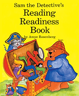 Sam the Detective's Reading Readiness Book