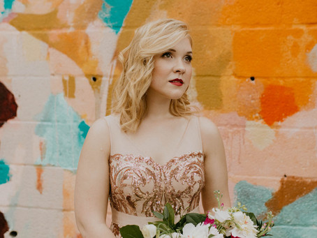 Styled Bridal With The Bere Collective