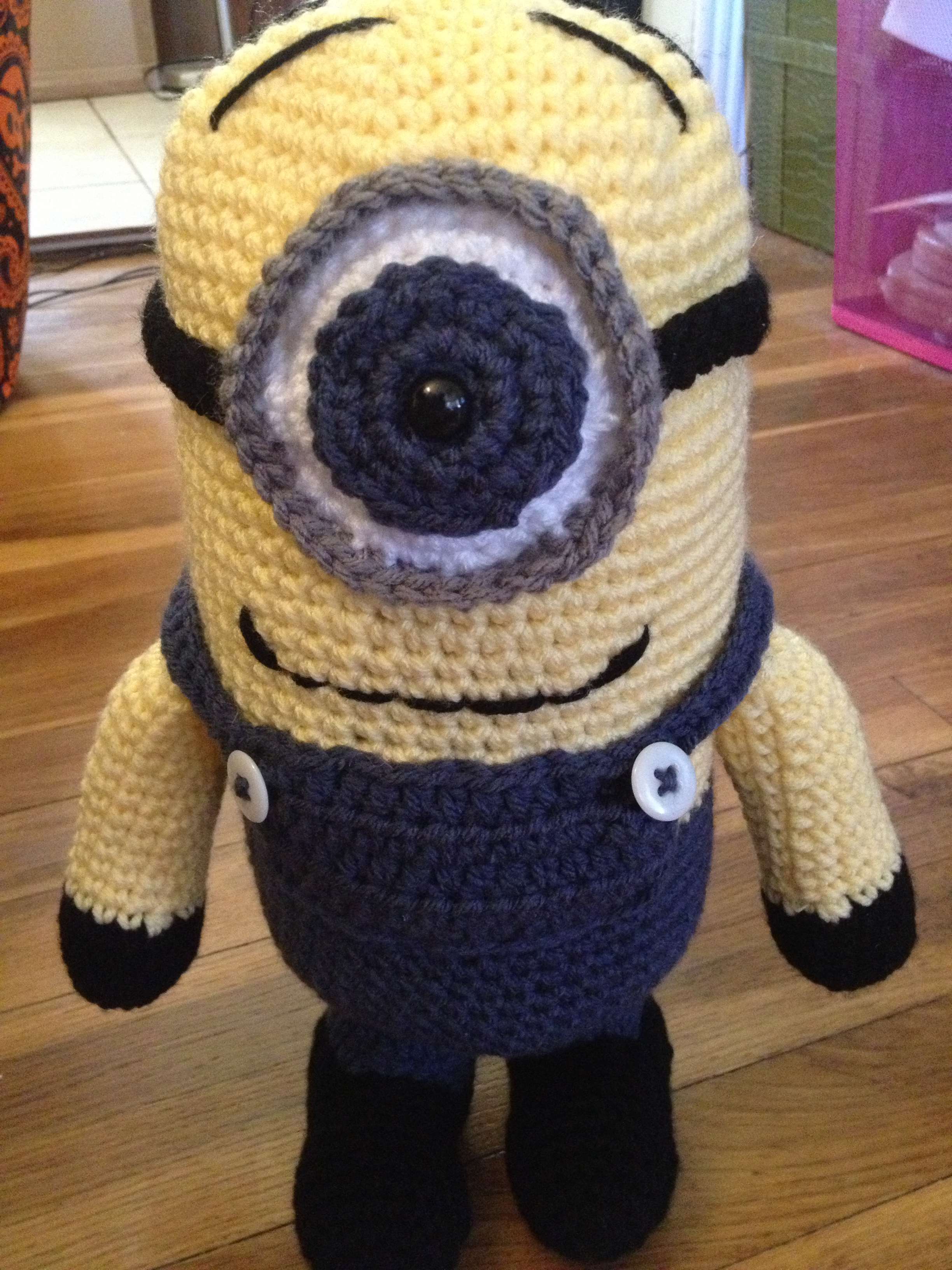 Full size Minion