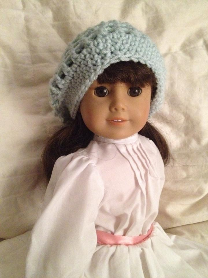 AG Doll Slouch Hat