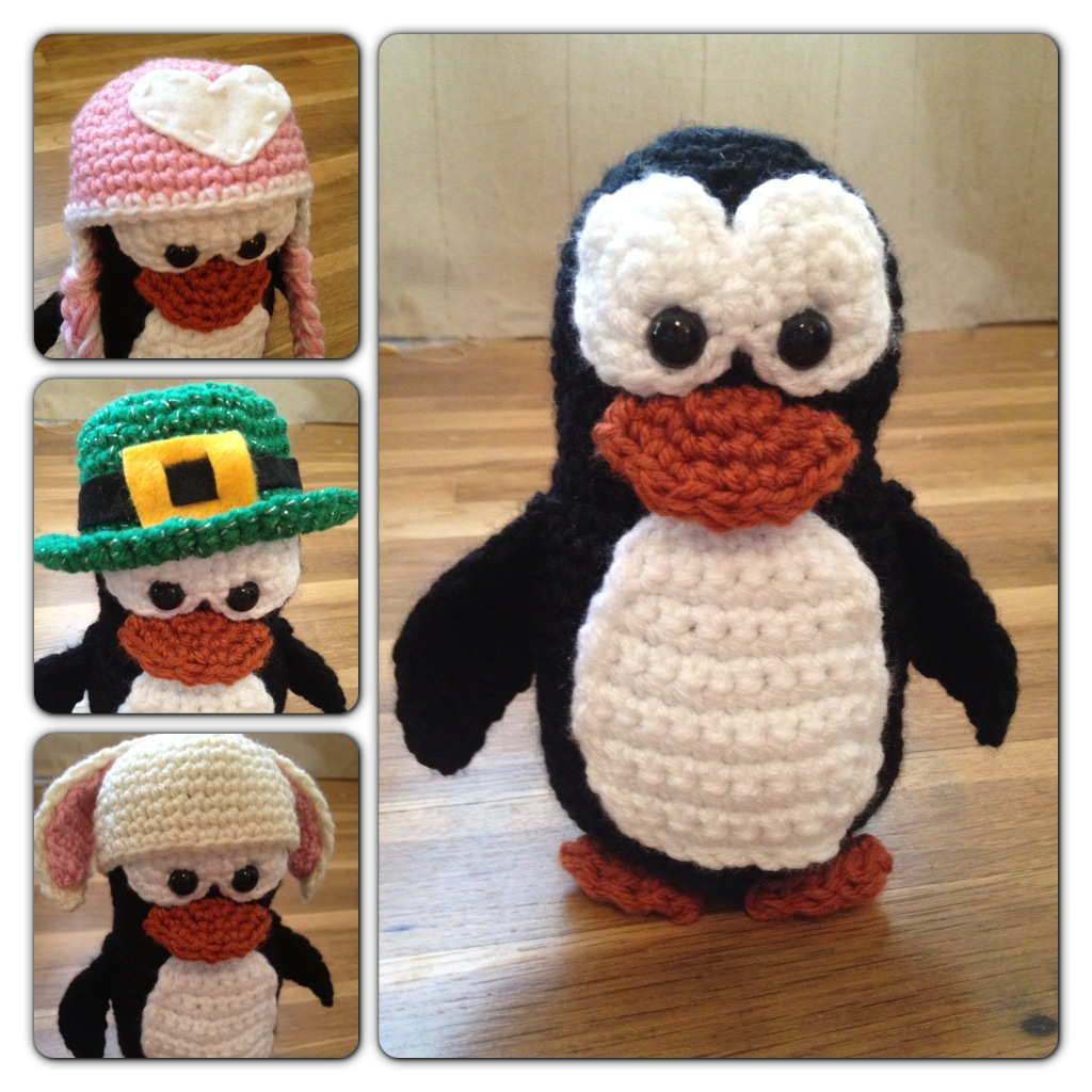 Percy the Penguin