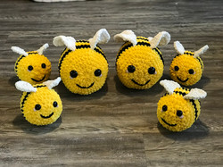 Plushies - Bee
