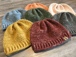 Rustic Slouch Hats
