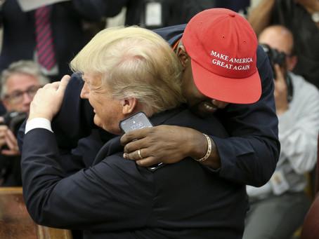 Dear Kanye...Stop it...