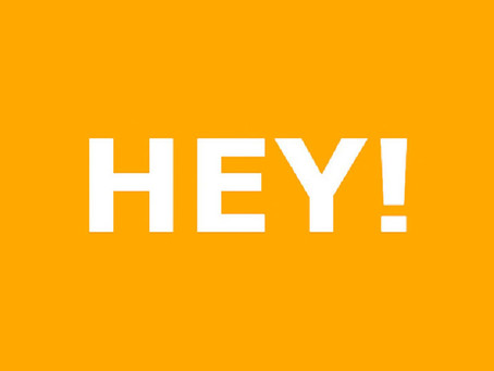 Hey Y'all Hey!